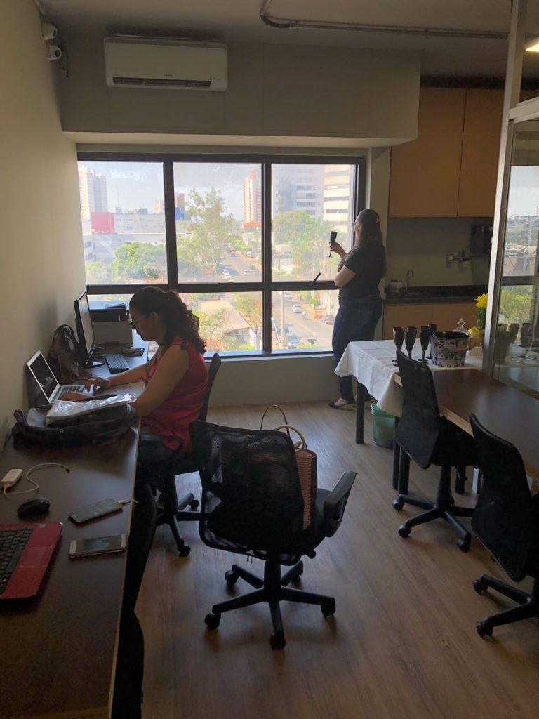 Coworking Pantanal - Unidade Express
